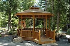 gazebo plans how to create a comfortable gazebo at home home garden