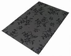 platzdeckchen abwaschbar tischset platzdeckchen platzset abwaschbar grau schwarz