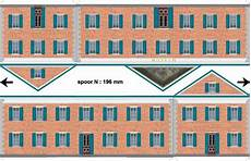 ho scale building plans 6 best images of free printable paper buildings free printable ho scale buildings printable