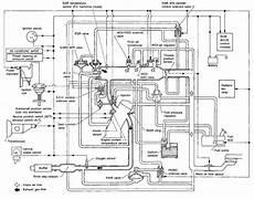 89 nissan sentra vacuum diagram 91 94 240sx vacuum diagrams component locaters