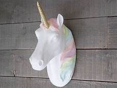any color large unicorn wall decoraci 243 n de la pared de unicornio unicornio cabeza pared