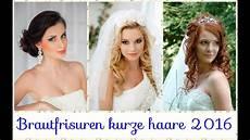 Brautfrisuren Kurze Haare 2016