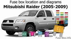 99 mitsubishi eclipse fuse box diagram 2006 mitsubishi endeavor fuse box diagram wiring diagram schemas