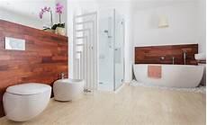Hochwertige Baustoffe Wandverkleidung Bad Statt Fliesen