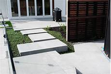 decorative formed concrete landscape design garden
