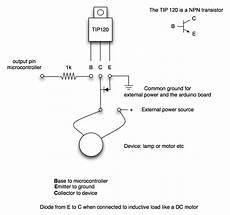 Tip120 Tip122 Transistor Switching Circuit Forum
