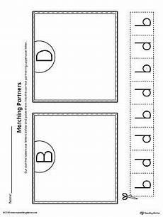 letter reversal worksheets 23279 b d letter reversal match to uppercase worksheet lettering beginning sounds worksheets