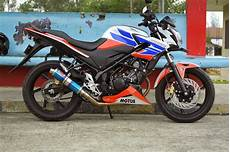 Cbr Modif by Spesifikasi Harga Kelebihan Honda Cb150r Fairing Baru