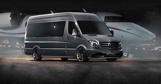 Opulent Mercedes Benz Sprinter By Carlex Design Photo