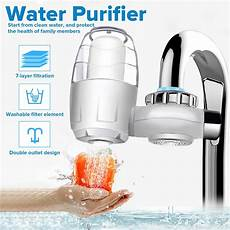 kitchen faucet with built in water filter new home kitchen faucet water purifier 7 layer filter water filter purification system remove