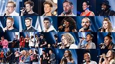 X Factor 2017 Finalists Who S Through To Judges Houses