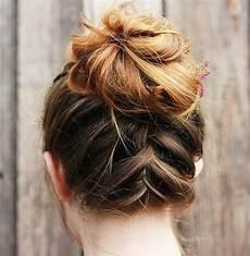 bun hairstyles for medium length hair 60 easy updo hairstyles for medium length hair in 2018