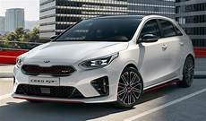 2019 Kia Ceed Gt Unveiled Ahead Of Debut