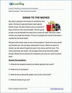 reading worksheet 2nd grade writings and essays corner