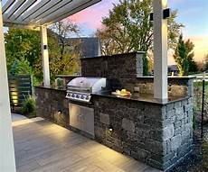kansas city outdoor kitchens by high prairie landscape group