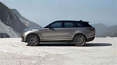 2018 Land Rover Range Rover Velar Review Ratings Edmunds