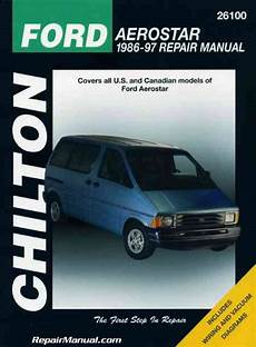 tire pressure monitoring 1987 ford aerostar engine control service manual 1996 ford aerostar ford vans car parts accessories for sale in manitoba