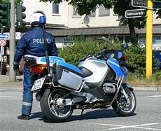 Hamburg Polizei Motorrad Krad Bmw Motorcycle Of
