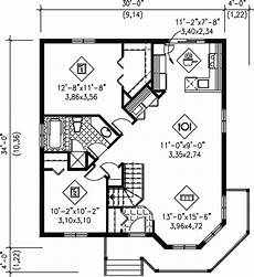 victorian bungalow house plans cottage house plan chp 32065 at coolhouseplans com
