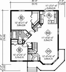 victorian bungalow house plans cottage house plan chp 32065 at coolhouseplans com