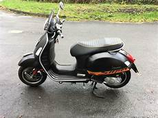 vespa gts 125 sport in powys gumtree