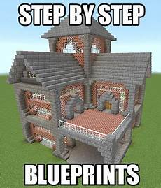 minecraft house plans step by step robot check minecrafthouses get step by step blueprints