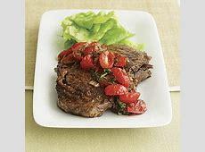 pan seared beef with wasabi sauce_image