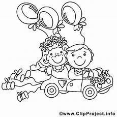 Malvorlagen Kinder Hochzeit Kostenlos Ausmalbild Brautpaar Im Hochzeitsauto Ausmalbilder