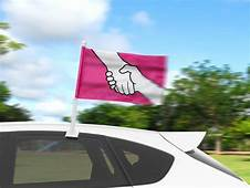 12 X 18 Anti Bullying Car Flags  Products