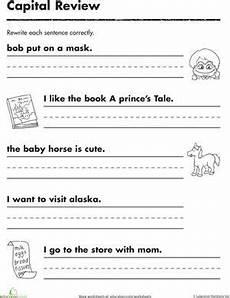writing sentences worksheets for grade 1 22104 free kindergarten sentence writing worksheets 1 writing sentences worksheets writing