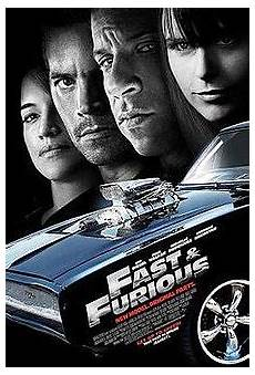 fast and furious 4 fast furious 2009