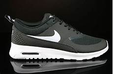 nike wmns air max thea black wolf grey anthracite white
