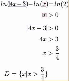 nat 252 rlicher logarithmus logarithmus naturalis