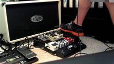 evh 5150 pedal evh 5150 iii w pedalboard