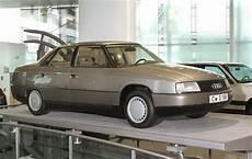 Audi B12 80 Cw Studie Prototype 1984 Concept Cars
