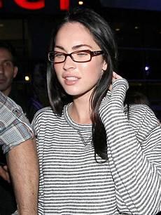 Megan Fox Ungeschminkt - ungeschminkt brille und schlabberlook so bekommen wir