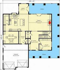 4 bedroom house plans with walkout basement plan 77641fb 4 or 5 bedroom home plan with wraparound
