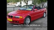 auto park worms bmw 318 ci cabriolet auto park worms gebrauchtwagen