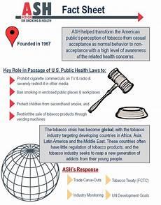ash fact sheet ash fact sheet ash gt action on smoking health