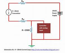 Basics Of The 4 20ma Current Loop Learning