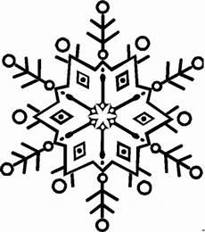 Schneeflocken Malvorlagen Quest Schneeflocke 3 Ausmalbild Malvorlage Jahreszeiten