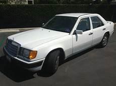 automobile air conditioning repair 1992 mercedes benz 400e interior lighting sell used 1992 mercedes benz 400e base sedan 4 door 4 2l in irvine california united states
