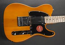 squire affinity telecaster squier affinity series telecaster butterscotch w maple dave s guitar shop