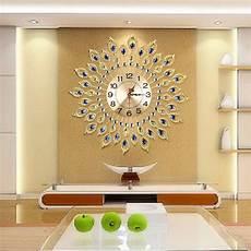european luxury quartz creative large wall clock art