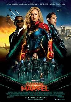 Affiche Du Captain Marvel Affiche 5 Sur 19 Allocin 233