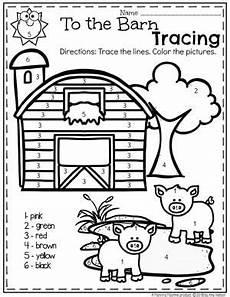 coloring pages of farm animals for preschoolers 17331 preschool farm theme kinder granja preescolar tema de la granja y actividades para preescolar