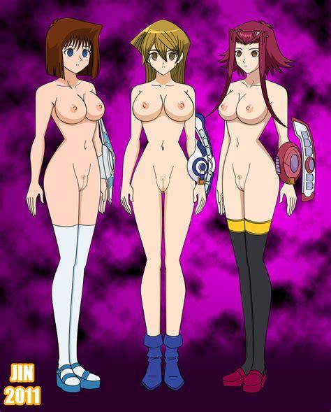 Yugioh Akiza Naked