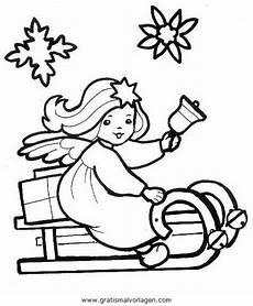 Christkind Ausmalbilder Zum Ausdrucken Weihnachten Engel Engel 33 Jpg Weihnachtsmalvorlagen