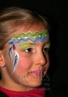 bemalung gesicht kompromiss indianer bemalung gesicht indianerin make up