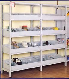 scaffali metallici per negozi scaffali a gancio zincati prodotti appia office